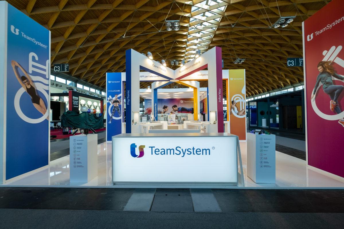 Team System - 100 mq. .