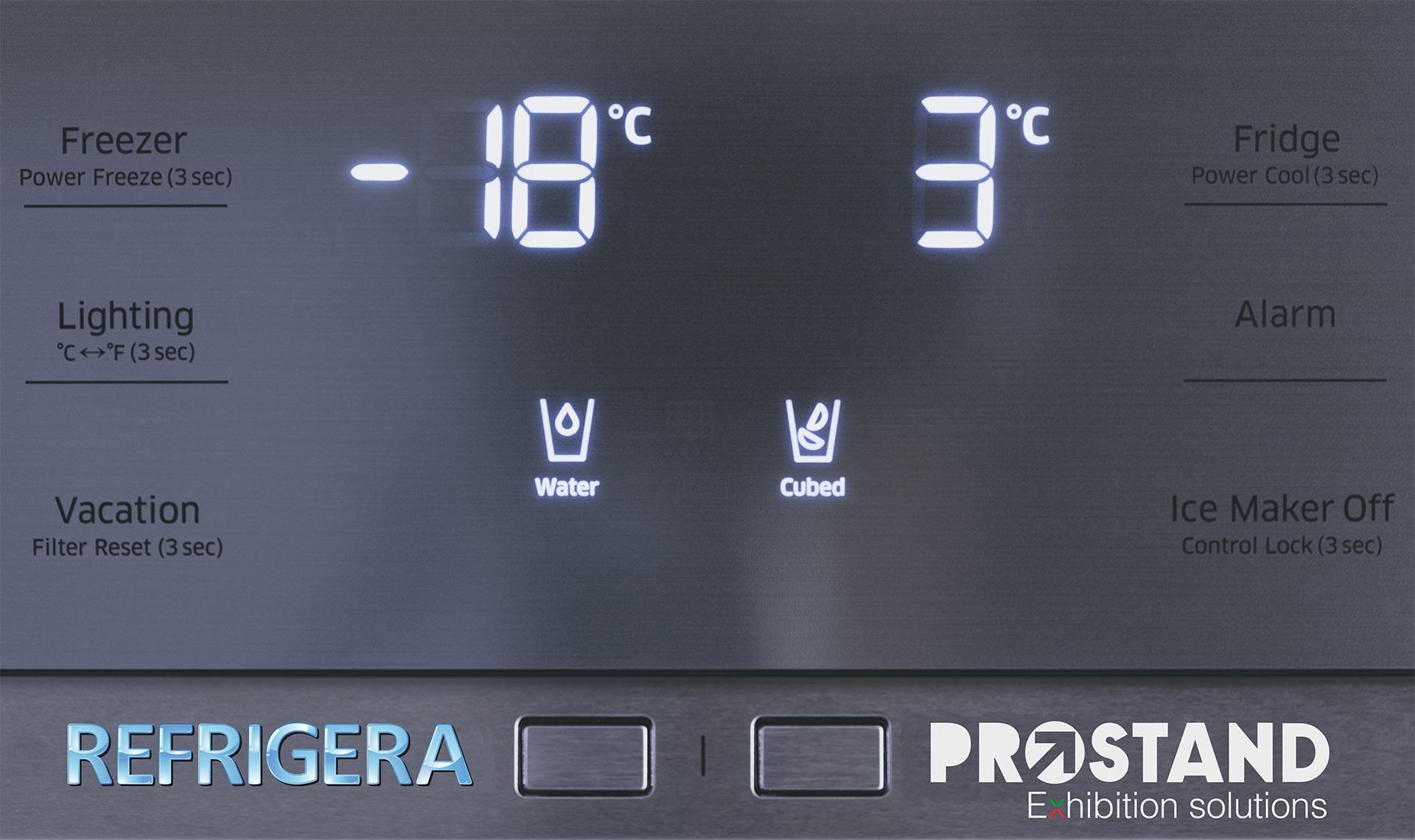Allestimenti per Refrigera Bologna Fiere